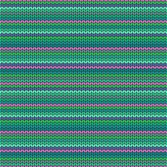 Knitted seamless pattern or background