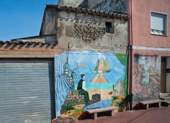 Sardinian home