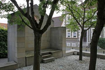 Holocaust-Gedenkstätte in Lemgo