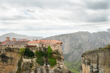 The Holy Monastery of Varlaam
