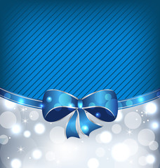 Christmas glowing background, holiday design elements