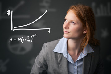 Compound Interest Rate - Banking and Finances