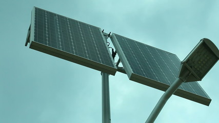 Alternative energy. Solar panel