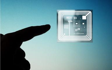 rfid tag microprocessor technology