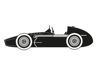 История гоночного автомобиля