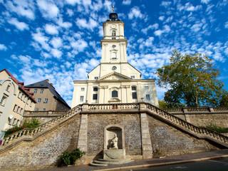 Thüringen - St. Salvatorkirche Gera