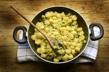 Ruote con i broccoli Cucina italiana İtalyan mutfağı Expo 2015