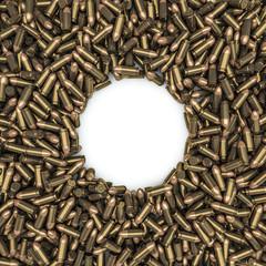 Bullets frame