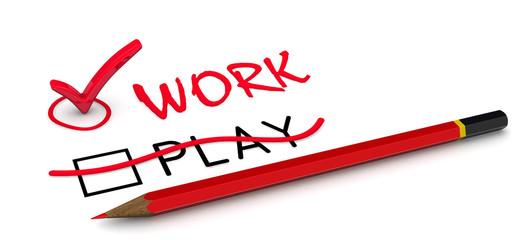 Работать (work). Концепция изменения выбора