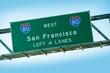 San Francisco Interstate 80