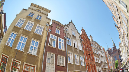 Ul. Mariacka, Gdańsk
