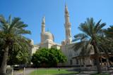 Fotoroleta Jumeirah Mosque