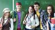 Portrait of friends- teens