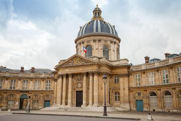 Institute de France in Paris, France