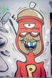 Graffiti super héros