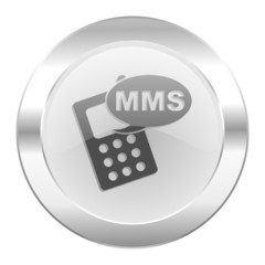 mms chrome web icon isolated
