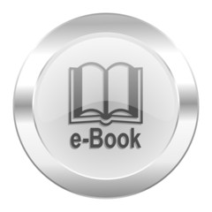 book chrome web icon isolated