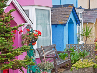 Traditional seaside cottages UK
