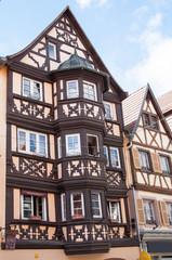 La maison Katz, Monument historique, Saverne, Alsace
