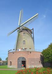 Moulin à vent à Saint Amand les Eaux