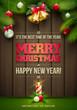 Christmas Message Board
