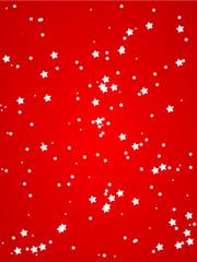 Sfondo stellato natalizio