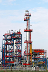 new petrochemical plant industry zone