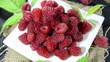 Raspberries (not seamless loopable)