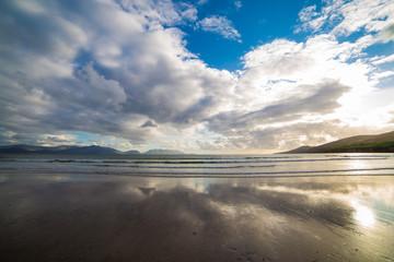 Inch Strand beach - Dingle Penisula- Ireland