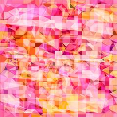 Abstract kaleidoscope background. Raster. №5