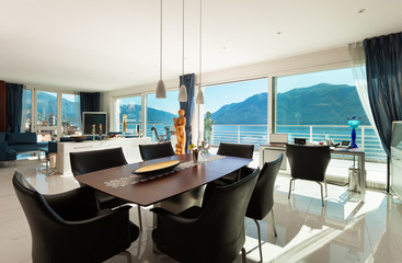 Interior, modern apartment