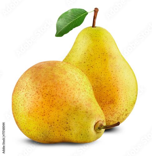 ripe pears © Buriy