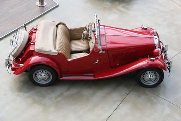 Oldtimer Cabriolet