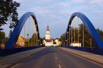 Sachsen-Anhalt - Mulde-Brücke Bad Düben