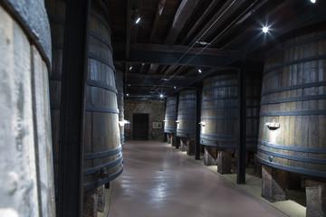 Oak Wine Barrels, La Rioja