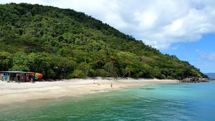 Fitzroy island, Queensland, Australie
