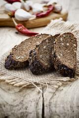 Rye-bread.