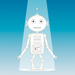 Roboter im Rampenlicht