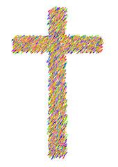 Many colors of faith