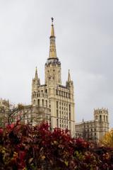 Архитектура Москвы.