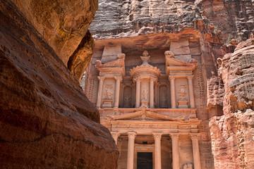 Al Khazneh in Petra