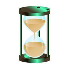 Hourglass color symbol