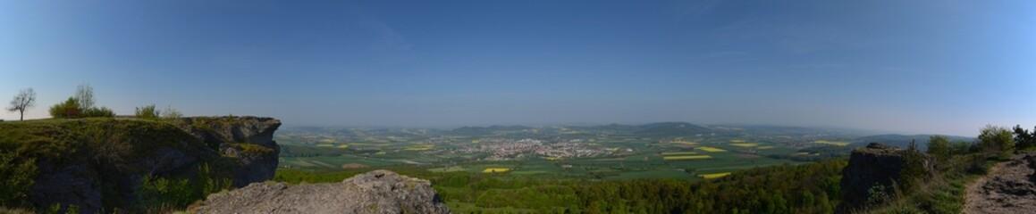 Panorama Staffelberg Maintal