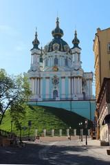 Андреевская церковь на Андреевском спуске, Киев