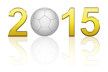 Ballon de football 2015