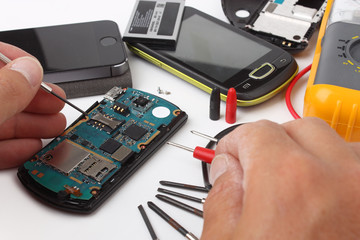 Assistenza tecnica e riparazioni smartphone
