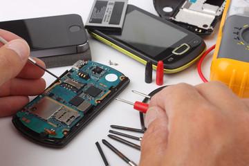 Assistenza tecnica per smartphonee cellulari