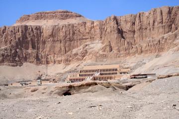 Temple of Hatshepsut in Egypt