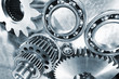 ball-bearings and cogwheel machinery