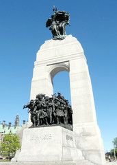 Ottawa the War Memorial 2008